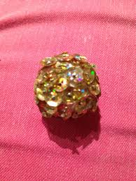 Mini Disco Ball Decorations Super easy but time consuming To decorate invite or gift bag for 81