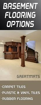 Best  Basement Flooring Ideas On Pinterest - Wet basement floor ideas