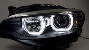 Bmw Bi Xenon Lights Custom Bmw 228i Headlight Bixenon Projector Conversion Led Halos