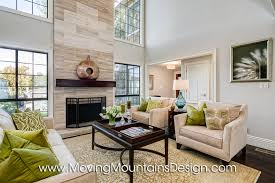 living room staging. contemporary living room home staging i