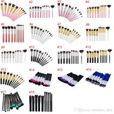 18style diffe colors diffe types makeup brushes foundation blusher a variety of mixed together best eyeshadow best foundation brush from