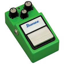 <b>Ibanez</b> TS9 <b>Tube</b> Screamer « <b>Педаль эффектов</b> для электрогитары
