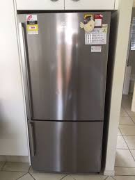 refrigerator electrolux. electrolux refrigerator (18 months old only)