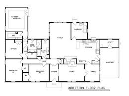 house addition plans. Ranch House Addition Plans Cozy 2 Style Homes Floor