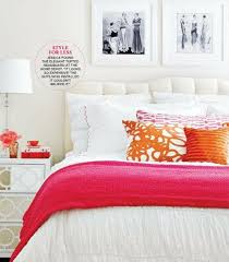 pink orange