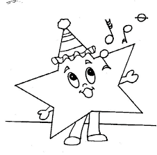 star shape coloring page shapes coloring page print shapes pictures to color at star shape colouring