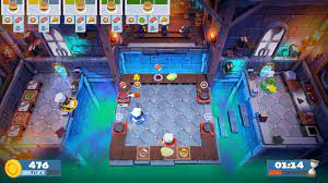 Overcooked 2 puts some icing on the original's delicious co-op cake