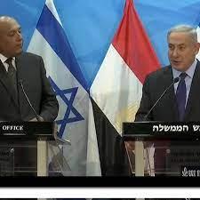 """وزير الخارجية المصري سامح شكري يتوجه إلى إسرائيل في زيارة """"هامة"""""""