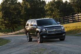 Chevrolet Tahoe Suburban And Texas Edition Revealed