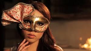 venetian mask eye makeup tutorial