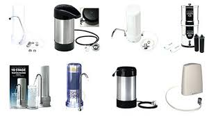 water filter review compilation smaller countertop home depot best reviews