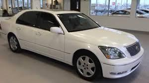 SOLD* Used 2004 Lexus LS430 (Stock# L15316B) in Calgary, Alberta ...
