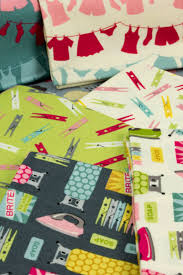 9 best Wash Day images on Pinterest | The picture, Cotton textile ... & The fun Wash Day collection by Makower UK is coming to independent quilt  and fabric shops Adamdwight.com