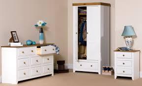Oak White Bedroom Furniture
