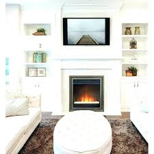 awesome flush mount electric fireplace or electric fireplaces 65 flush mount electric fireplace canada amazing flush mount electric