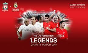 The only place to visit for all your lfc news, videos, history and with several legends to choose from, including phil neal, john aldridge and phil thompson, you'll. Reds Legends To Face Real Madrid At Anfield Liverpool Fc
