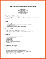 Receptionist Resume Examples 100100 entry level receptionist resume sample formatmemo 36