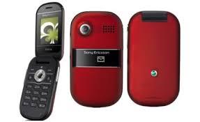 sony ericsson flip phone. sony ericsson z320i flip phone red 0