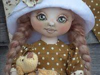 Куклы и <b>игрушки ручной работы</b>: лучшие изображения (833) в ...