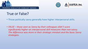 interpersonal savvy john m robinson ses retired ppt download