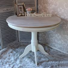 grey wood round dining table astounding cream wooden country ash range melody maison home interior 11