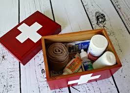 travel first aid kid
