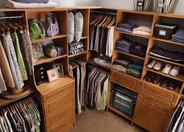 image of how to build walk in closet organizers