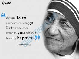 Mother Teresa Quotes Amazing Mother Teresa Quote Presentation Slide 48 PowerPoint Shapes
