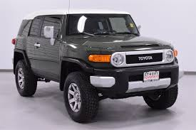Certified Pre-Owned 2014 Toyota FJ Cruiser For Sale in Amarillo ...