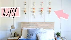 Diy Room Decorations Diy Room Decor Chic Easy Youtube