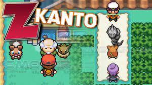 Pokemon Kanto Z - MegaLocke, StarterLocke, EeveeLocke, Randomizer ingame by  Chronica - YouTube