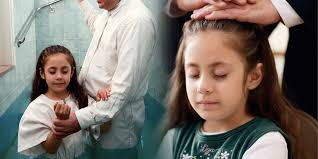 being baptized and the gift of the holy ghost via lds org