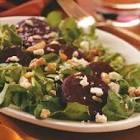 bangar bil zabadi   egyptian beet salad