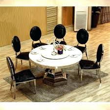 round dining room tables furniture modern for small spaces canada