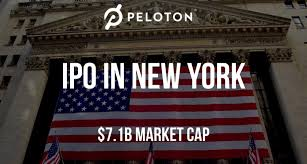 Peloton ( pton ) has gained 446% in the last twelve months and now has a market cap over $45 billion. Nyctech Week In Review 9 22 19 9 28 19 Page 5 Of 11 Alleywatch