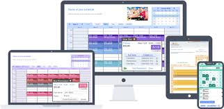Schedule Calender Appointment Scheduling And Reservation Booking Calendar