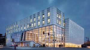 University Of Iowa Voxman Music Building Aia