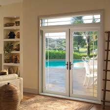 exterior french patio doors