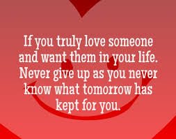 Quotes About Never Giving Up On Someone You Love Quotes Square New Giving Love Quotes