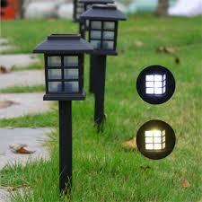 Green Solar Lights Details About Solar Powered Pathway Light Outdoor Solar Lights Waterproof Landscape Light