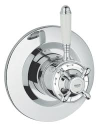 grohe avensys 34114 il0 traditional dual control 1 2 inch shower mixer