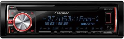 pioneer bluetooth car stereo. this item is currently out of stock pioneer bluetooth car stereo
