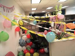 office cubicle decorating ideas. Office Cubicle Birthday Decorating Ideas