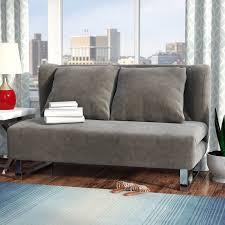 innovative manificent sleep sofa wade logan ru sleeper sofa reviews wayfair