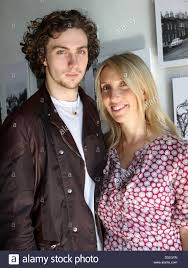Aaron Johnson and Sam Taylor-Wood The launch of 'This Boy: John Stock Photo  - Alamy
