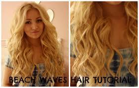 Perfect Beach Hair Waves