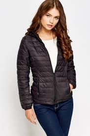 Black Quilted Padded Coat - Just £5 & Black Quilted Padded Coat Adamdwight.com