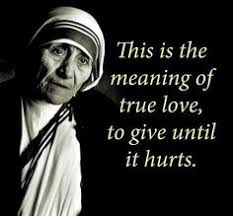 mother teresa quotes on Pinterest | Mother Teresa, Mothers and ... via Relatably.com
