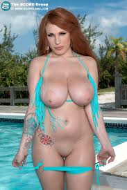 Big boobs tiny bikinis