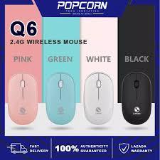 <b>Q6</b> Mini <b>Wireless</b> 2.4Ghz Home & Office 10M Working Distance High ...